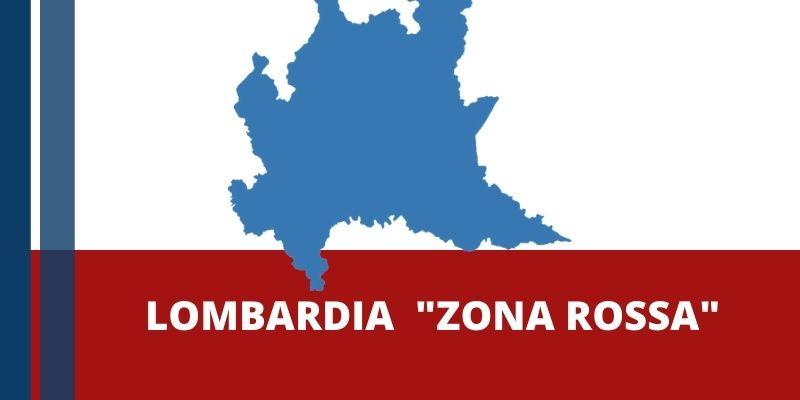 """Lombardia """"Zona Rossa"""""""